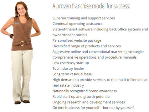 Property Management Franchise Success