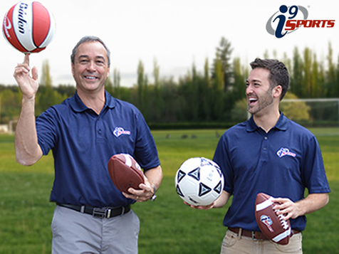 Make a living in youth sports with an i9 Sports franchise