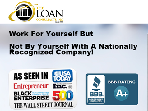 The Loan Consultants Business Opportunity Consulting