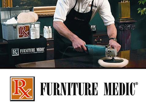 Furniture Medic Franchise Restoration