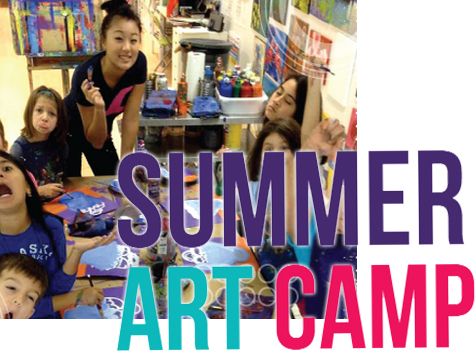 A Painting Fiesta offers summer camp for kids