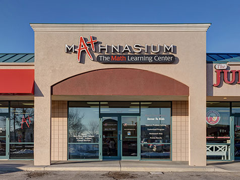 Mathnasium Learning Center Franchise Exterior