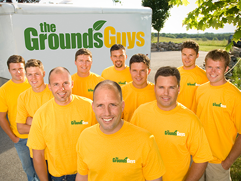 The Grounds Guys Franchise Crew