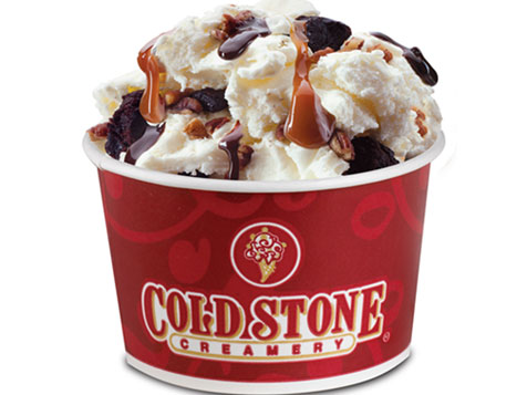 Cold Stone Creamery Franchise Ice Cream