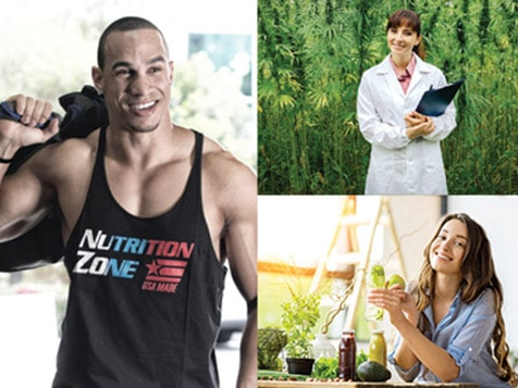 Nutrition Zone Franchise - healthy lifestyle