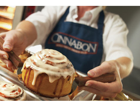 Cinnabon Food Franchise