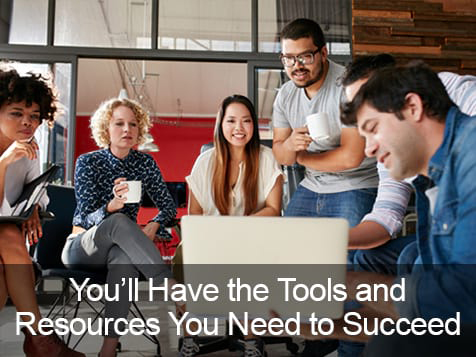Digital Marketing Training Group Tools and Resources