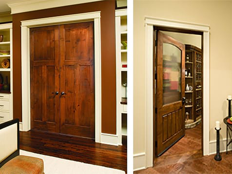 One Day Doors & Closets - Wooden Doors