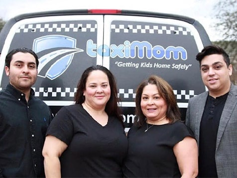 Taxi Mom Franchise Founder Yolanda Stevenson
