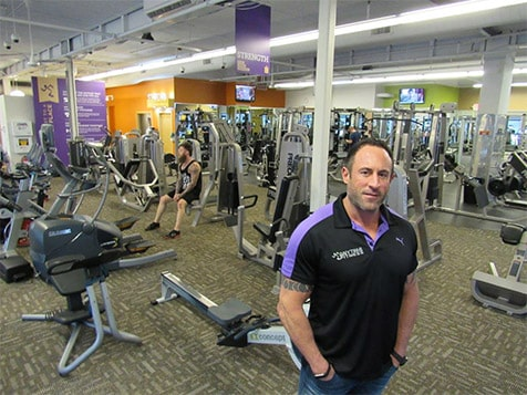 Become a Anytime Fitness Franchise Owner