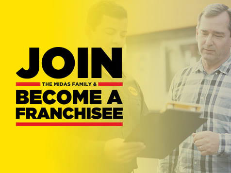 Join the Midas Franchise Family