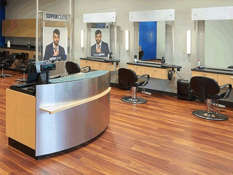 Inside a Supercuts Franchise