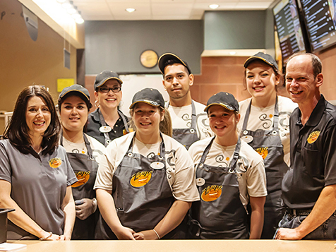 Join the Zoup!  franchise team