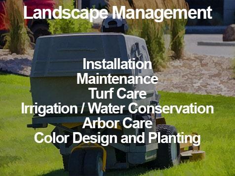 Bldg.Works Franchise - Landscape Management