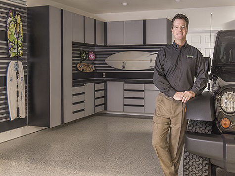 Unclutter your garage - Garage Experts