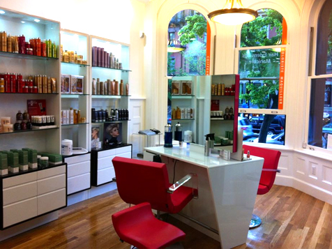 Camille Albane Franchise Upscale Salon