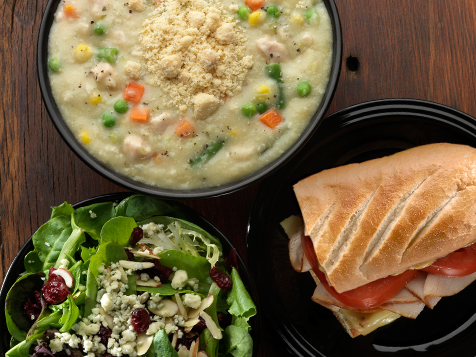 Zoup! Fresh Soup Company serves 12 soups daily