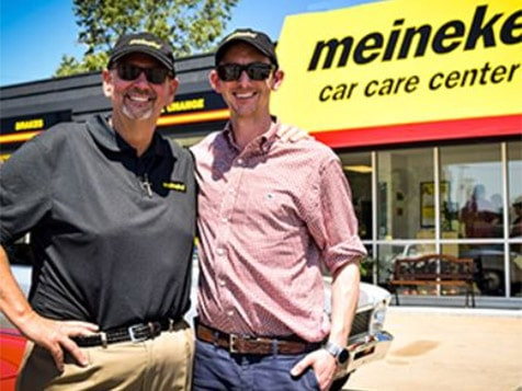 Open a Meineke Car Care Center Franchise