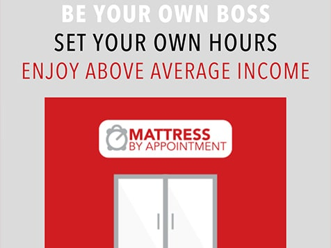 Mattress By Appointment - financial freedom