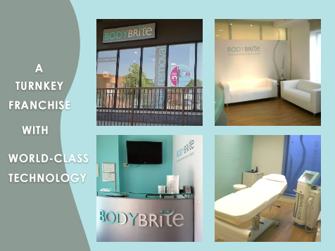 BodyBrite franchise is a turnkey business
