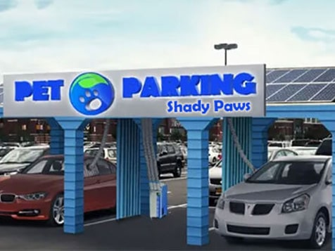 A Shady Paws Pet Parking Franchise Location