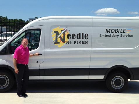 Needle Me Please Mobile Van