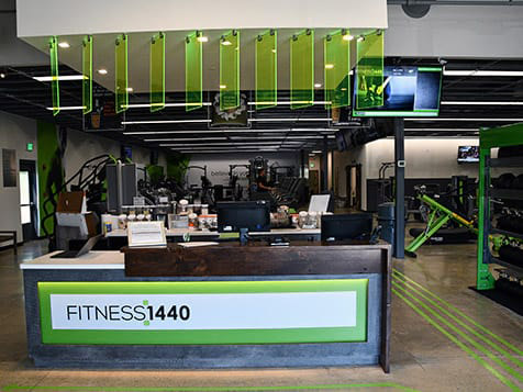 Fitness 1440 Franchise Club Member