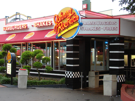 Johnny Rockets Business