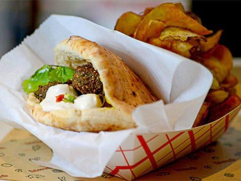 Taboonette Franchise Lunch
