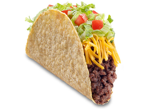 TacoTime Franchise Taco
