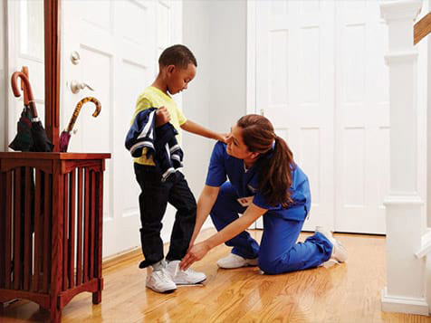 BrightStar Care Franchise Child Care