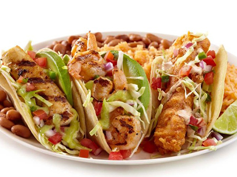 Baja Fresh Franchise Menu Item