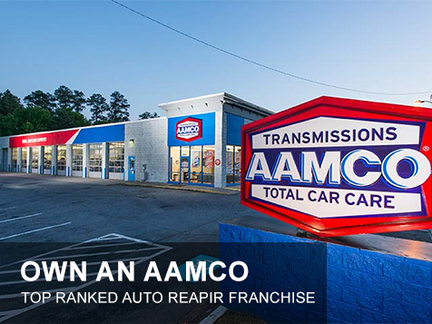 AAMCO - Top ranked auto repair franchise