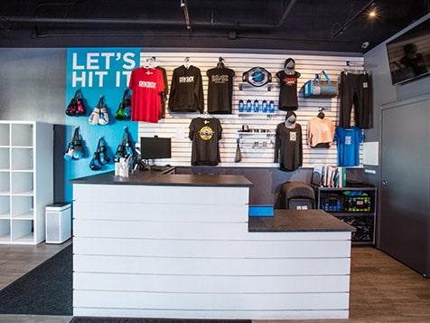 Rockbox Fitness Franchise Store