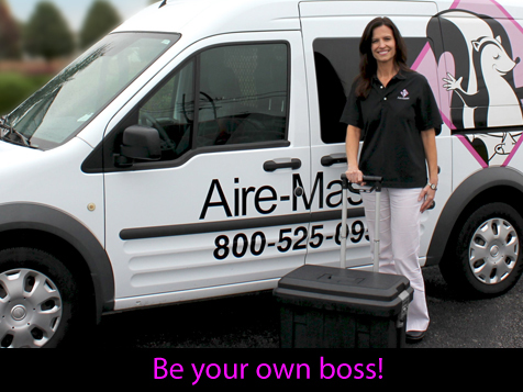 Own an Aire-Master of America Franchise