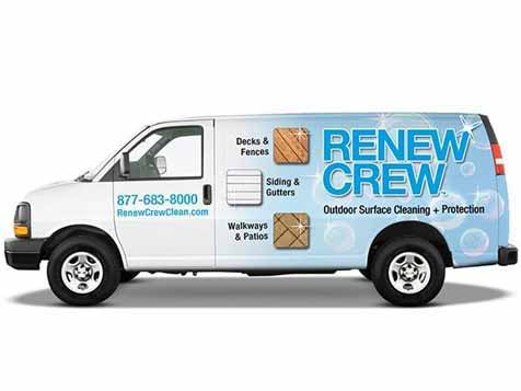 Renew Crew Franchise Van