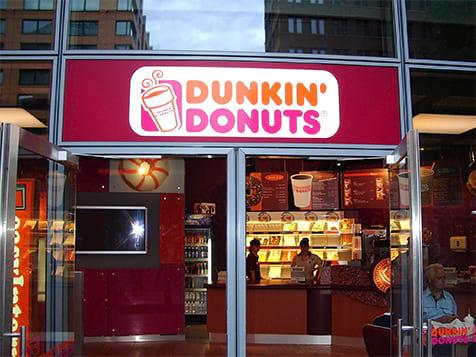 Open a Dunkin