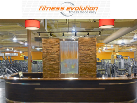 Fitness Evolution Fitness Franchise Desk