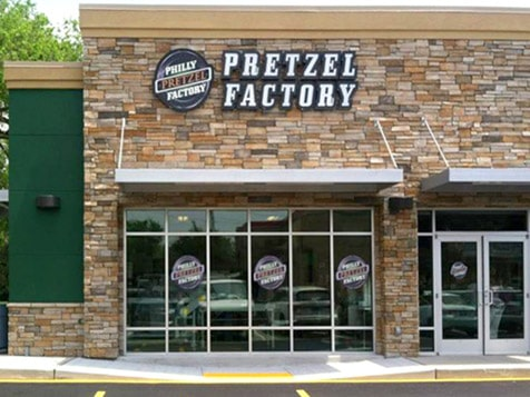 Own a Philly Pretzel Factory