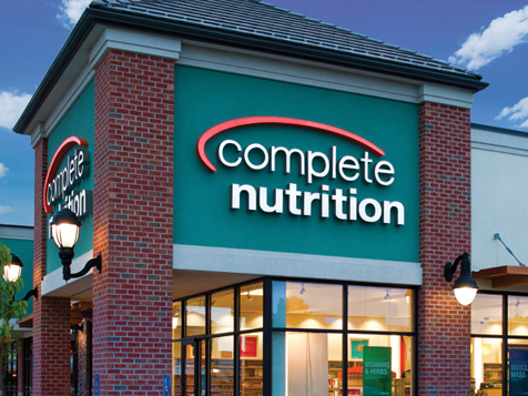 Complete Nutrition Franchise Store Location