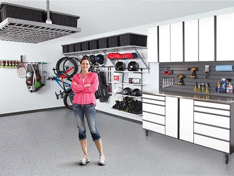 Gorgeous Garage Storage System