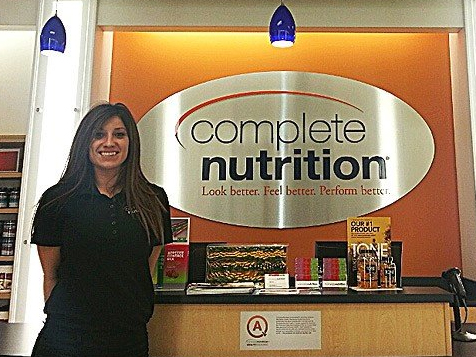 Complete Nutrition Franchisee