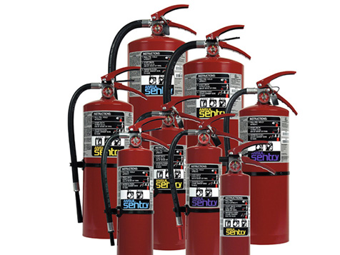 FireMaster Franchise Portable Fire Extinguishers