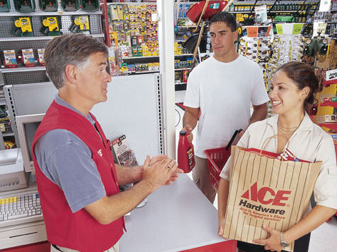 Ace Hardware Customers