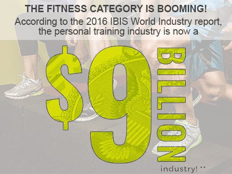 Fitness Together Franchise in a $9B industry