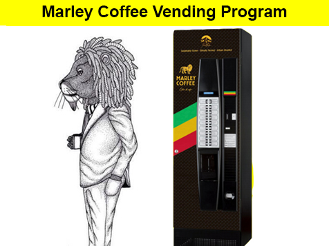 Maxx Branding Vending Program unit