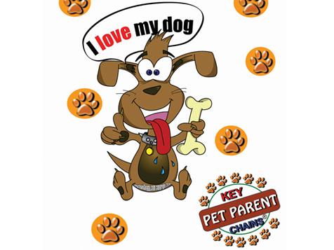 Start a fun Pet Parent Key Chains Business