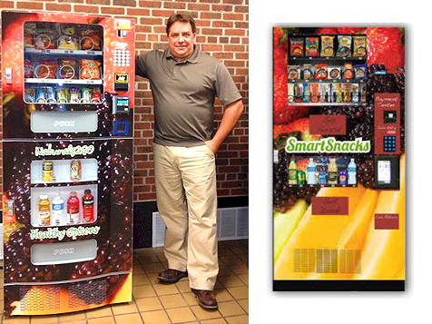 Own Your Own Vending Machines