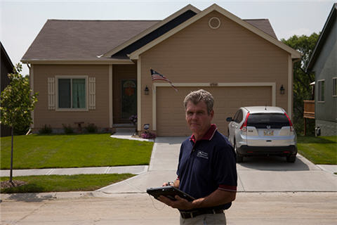 Home inspection - National Property Inspections Franchise House inspection