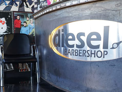 Welcome to the Diesel Barbershop Franchise